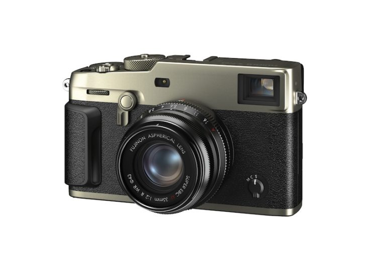 Camera News: Fujifilm X-Pro3 With Titanium Body And -6ev Autofocus Announced