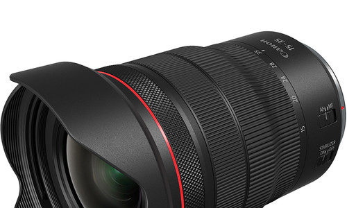 Canon RF 15-35mm F/2.8L IS Review