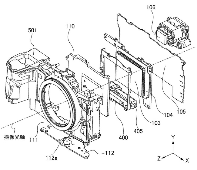 Canon Patent Application Roundup (dual Sensor Cam, Shrinking MILCs, RF 50mm F/1.8, RF 14-28mm F/2)