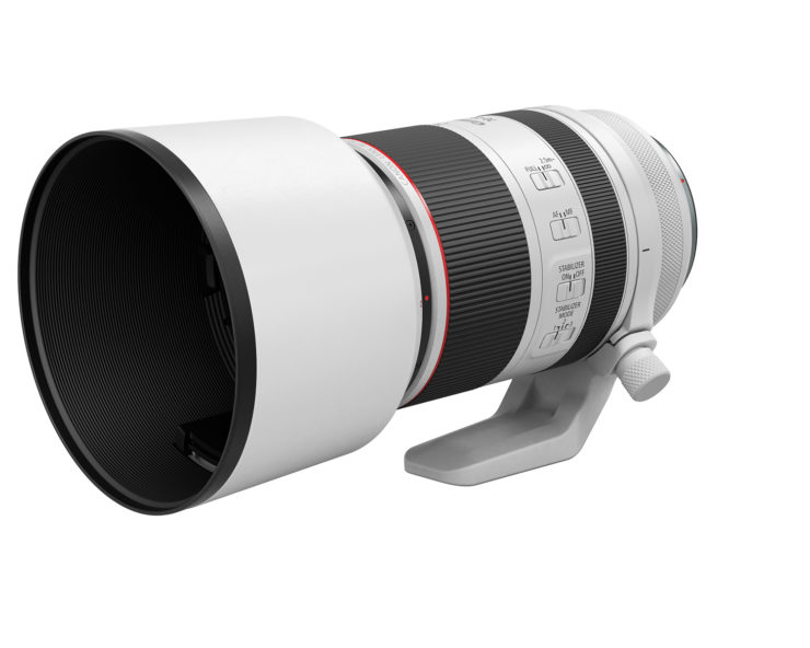 Canon RF 70-200mm F/2.8L IS