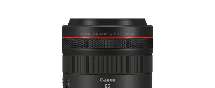 Canon RF 85mm F/1.2L DS Defocus Smoothing