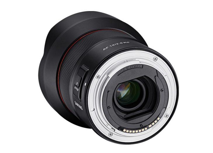 Samyang 14mm f/2.8 AF