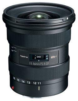 Tokina ATX-i 11-16mm f/2.8