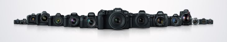Canon Celebrates The Production Of 100 Million EOS-series Interchangeable-lens Cameras
