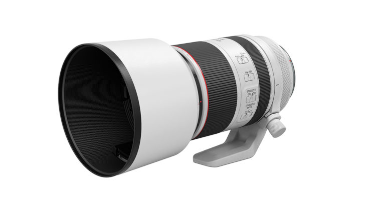 Leaked Images And Specs Of The Canon RF 70-200mm F/2.8 And RF 85mm F/1.2 DS Lenses