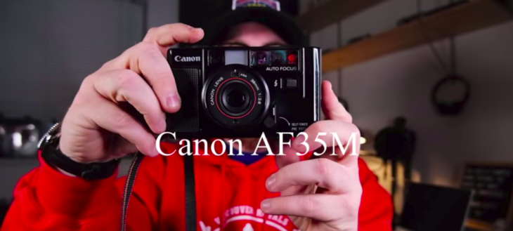 Listen To 37 Camera Shutter Sounds In Less Than 4 Minutes