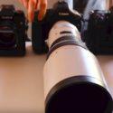 Fuji X-H1 Vs Canon EOS 1D Mark IV Vs Nikon D300 Shutter Noise Comparison