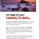 Canon Shuts Down Irista Photo Sharing And Storage Site