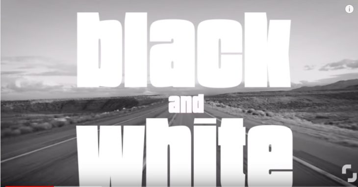 Here Is A Short Primer On Black And White Photography