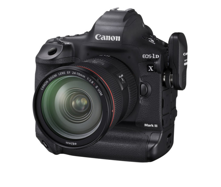 More Canon EOS-1D X Mark III Rumors Surface After Development Announcement