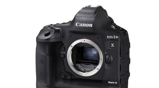 Canon EOS-1D X Mark III Rumor