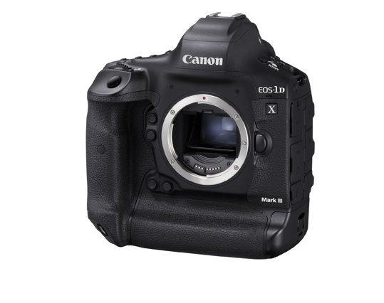 Canon EOS-1D X Mark III Development Announced (no IBIS Nor 6k Video)