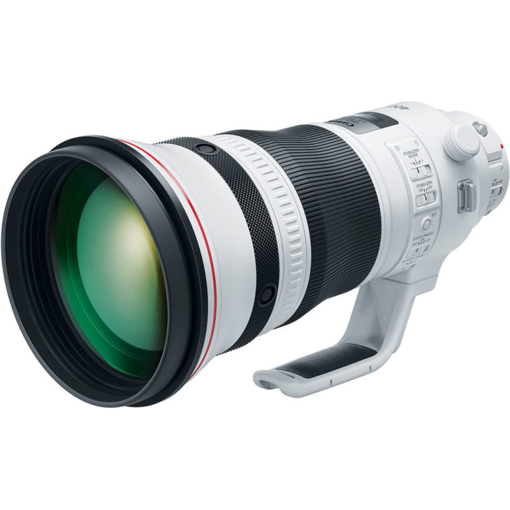 Canon firmware update Canon EF 400mm f/2.8L IS III