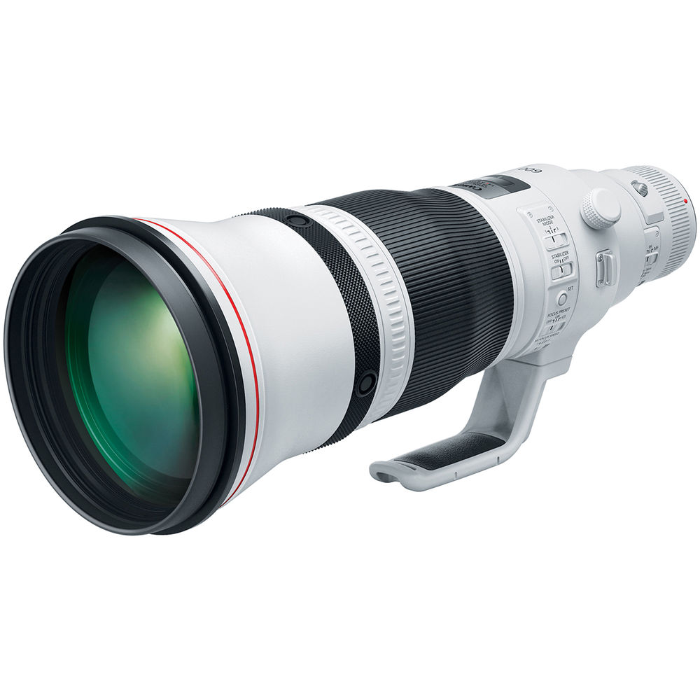 Canon Firmware Update Canon EF 600mm F/4L IS III