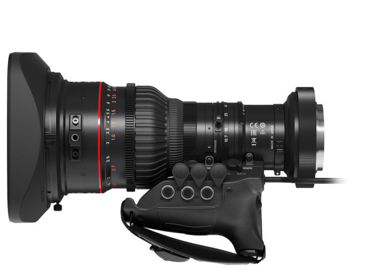 broadcast lenses