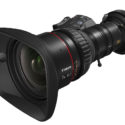 Canon Announces Company's First 8K Capable Broadcast Lenses