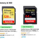 Black Friday UK: Save Big On SanDisk Memory Cards And Storage Products