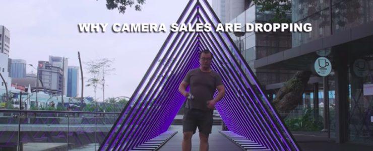Shrinking Camera Market
