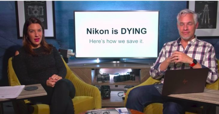 Nikon Is Dying, Say These YouTubers (but There Is Hope)