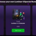 Black Friday Deal: Skylum Luminar 4 Bundles Starting $79