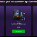 Black Friday Deal: Skylum Luminar 4 Bundles Starting $79