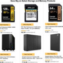 Black Friday: Save Big On Memory Cards And Storage Products