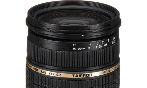Tamron SP 28-75mm F/2.8 XR Di Deal