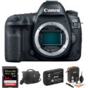 Black Friday: Discounted Canon EOS 5D Mark IV And 6D Mark II Kits