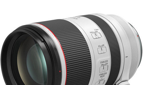 Canon Firmware Update RF 70-200mm F/2.8L IS Review