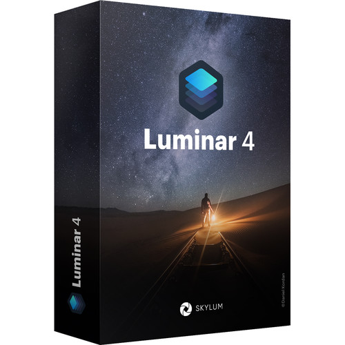 Skylum Luminar 4 Update Deal
