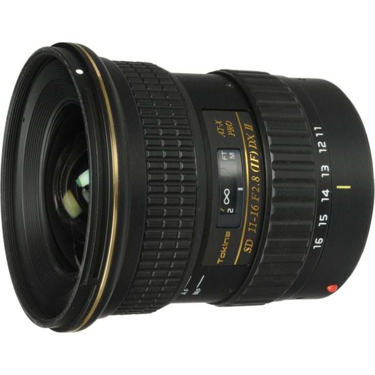 Deal: Tokina 11-16mm F/2.8 ATX Pro DX II At $289 (reg. $499, Today Only)