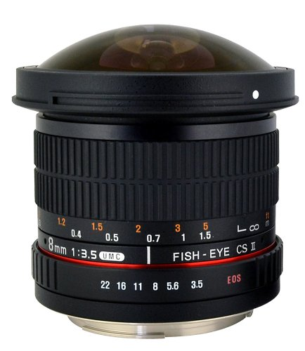 Deal: Rokinon 8mm F/3.5 HD Fisheye Lens – $169 (limited Time Offer)