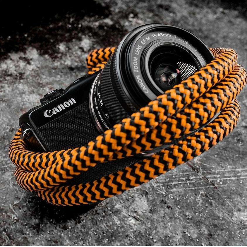 Customisable Camera Strap