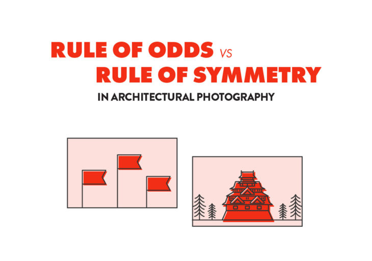 How To Use Rule Of Odds And  Rule Of Symmetry In Photography (Canon Infographic)