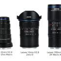 Venus Optics Adds RF Mount Versions To Three Popular Laowa Lenses