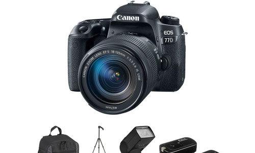 Canon Eos 77d Deal