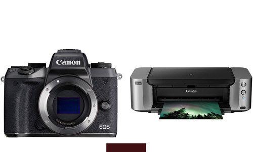 Canon Eos M5 Deal