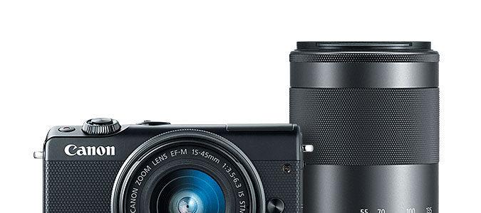 Canon EOS M100 Deal
