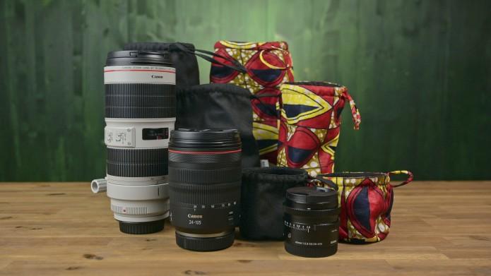 Lens Pouches