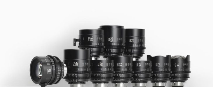 Art Prime Cine Lenses