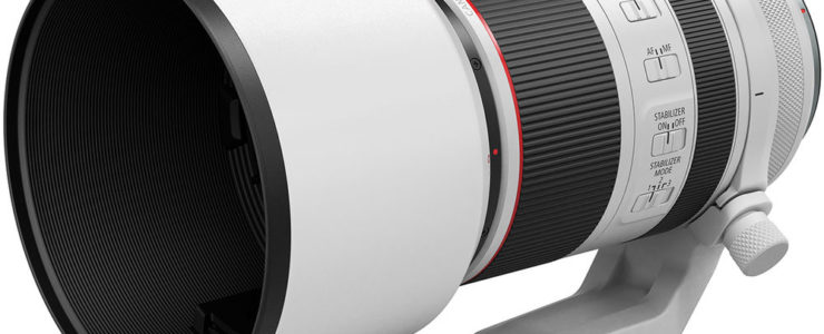 Canon RF 70-200mm F/2.8L IS Review