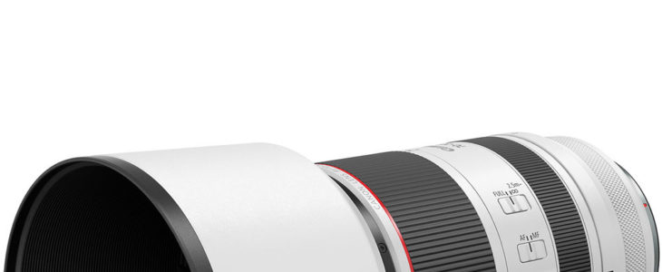 RF 70-200mm F/2.8L IS Review