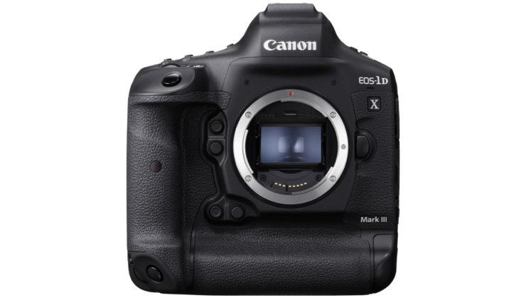 Canon EOS-1D X Mark III Manual