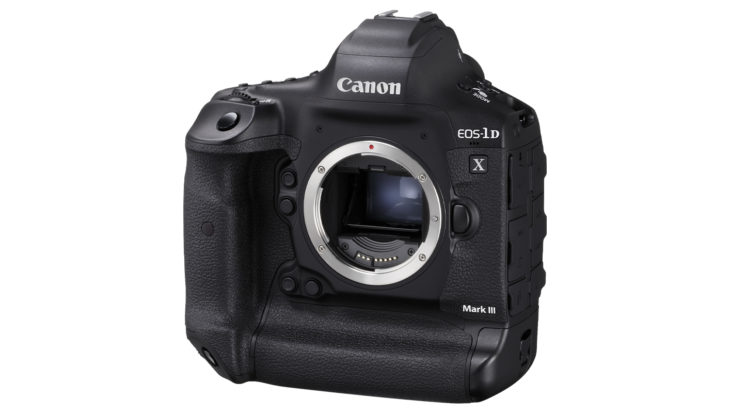 Canon EOS-1D X Mark III Announcement Next Week, Price And All The Important Specs