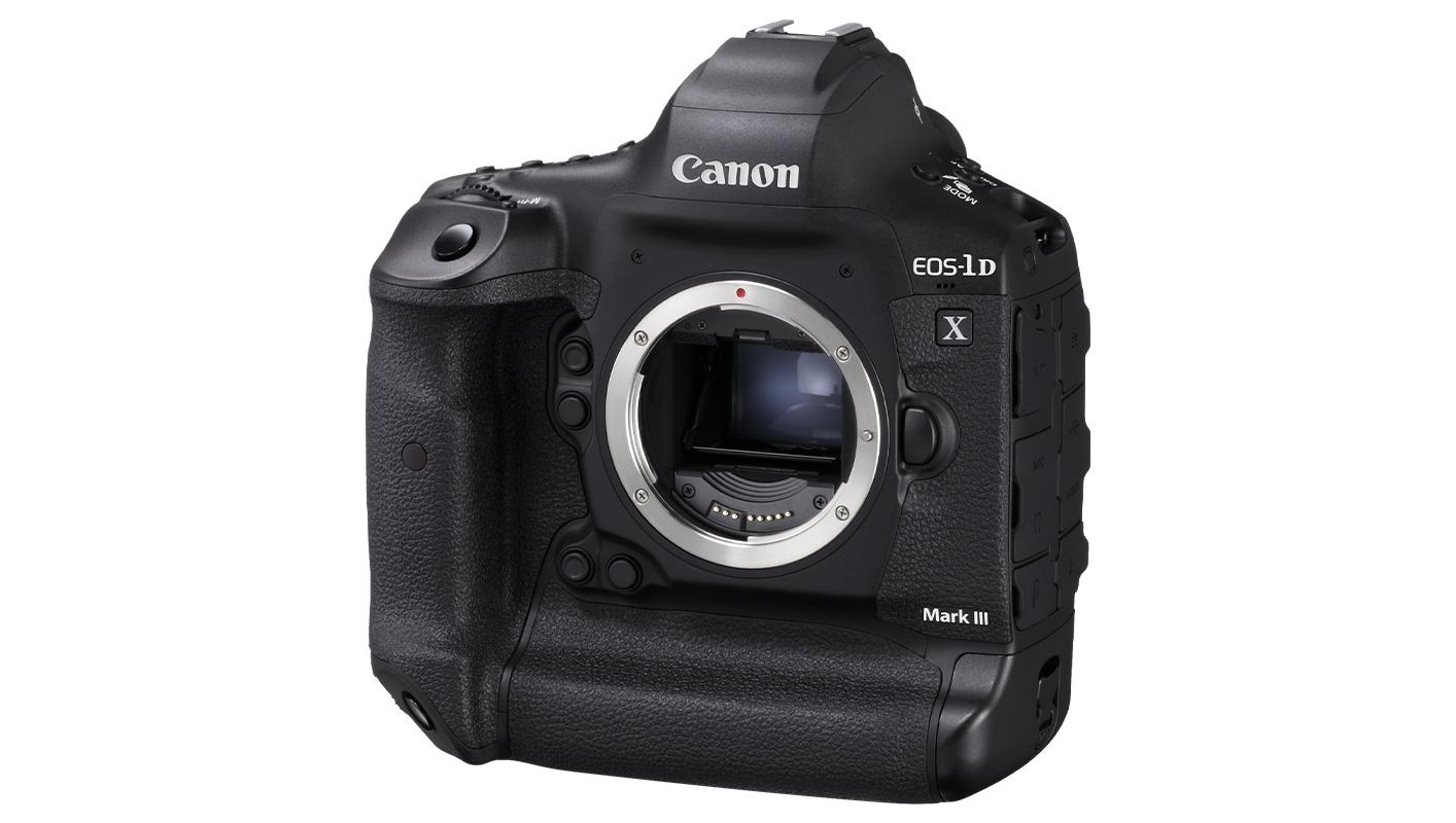 Canon Eos-1d X Mark Iii Firmware
