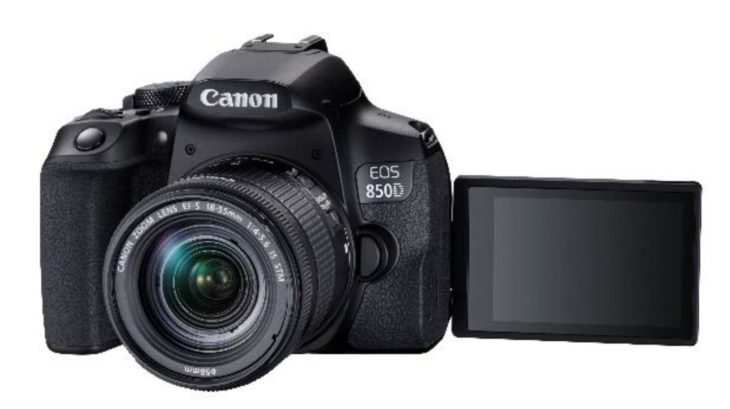 Canon Rebel T8i Rumor – Announcement Likely In February 2020 (and Images And Specs)