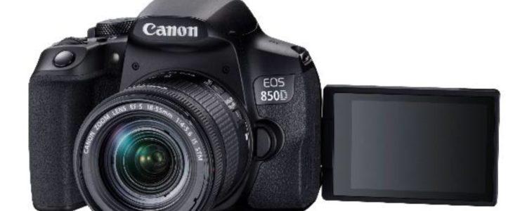 Canon Rebel T8i Rumor