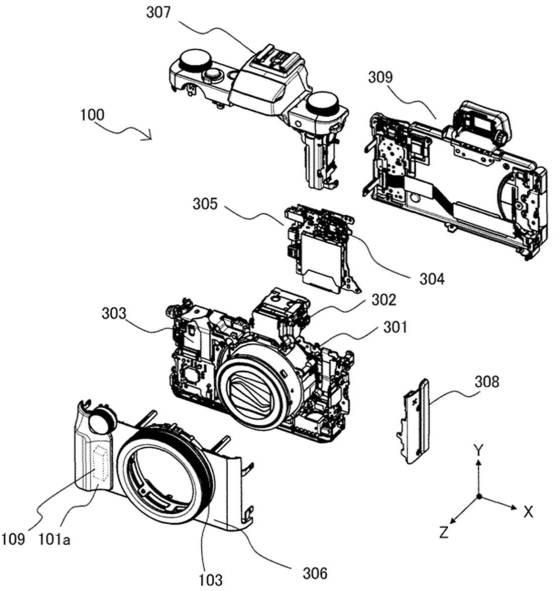 Canon Patent: IBIS Might Come To The Canon EOS M And PowerShot Lineup Too