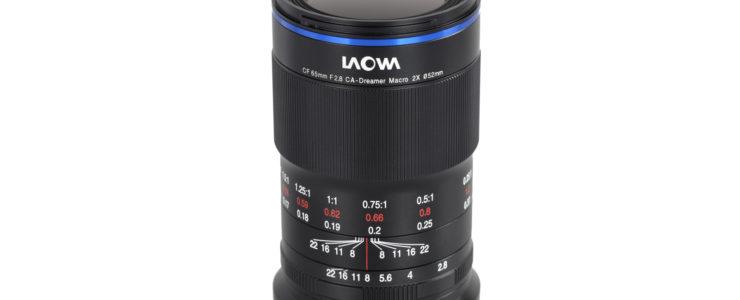 Laowa 65mm F/2.8 2X Macro APO