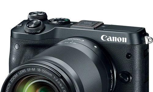 Canon Eos M6 Deal